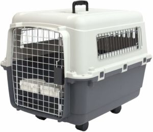 Traveling by air - Best travel crate for dogs